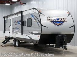 New 2019  Forest River Salem 27DBK by Forest River from TerryTown RV Superstore in Grand Rapids, MI