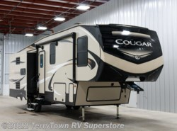 New 2019  Keystone Cougar 310RLS by Keystone from TerryTown RV Superstore in Grand Rapids, MI