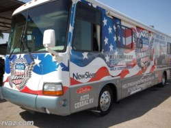 2000 Newmar Dutch Star Helping Hands for Freedom Raffle RV 2000 model