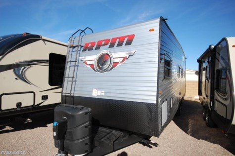 2017 Riverside 26RPM Toy Hauler