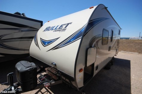 2018 Keystone Bullet 2070BH with Murphy Bed & Bunks