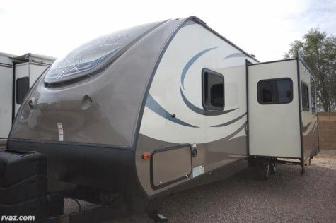 2016 Forest River Surveyor 2851KDS Very Nice Island Kitchen