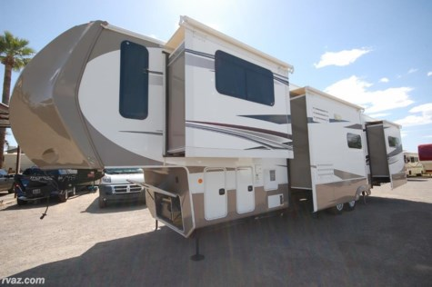 2012 Redwood Residential Vehicles Redwood 36F2
