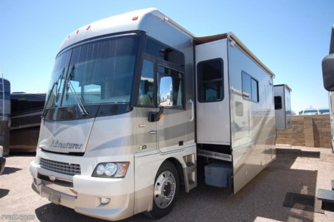 2007 Winnebago Adventurer 38J Painted Class A