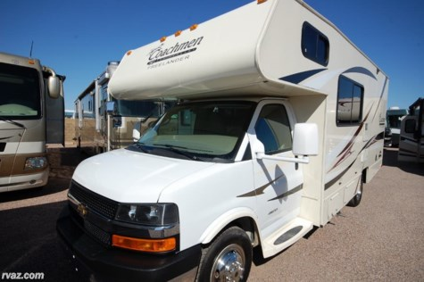 2014 Coachmen Freelander  21QB Short Class C RV
