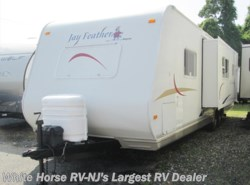 Used 2005  Jayco Jay Feather LGT 29Y Bunk Beds, Sofa/Galley Slide-out by Jayco from White Horse RV Center in Williamstown, NJ