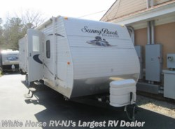 Used 2011 SunnyBrook Edgewater 312 BHDSE 2-BdRM Double Slide Bunkhouse available in Williamstown, New Jersey