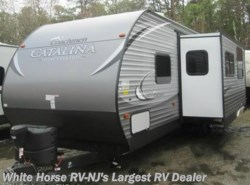 New 2017  Coachmen Catalina 283DDS Legacy Ed. 2-BdRM Slide Double Bed Bunks by Coachmen from White Horse RV Center in Egg Harbor City, NJ