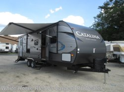 New 2018  Coachmen Catalina 283DDS Legacy Ed. 2-BdRM Slide Double Bed Bunks by Coachmen from White Horse RV Center in Egg Harbor City, NJ
