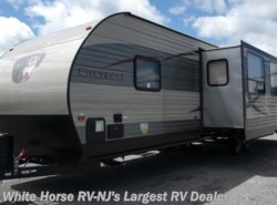 New 2017  Forest River Cherokee 304BH 2-BdRM Triple Slide Outside Kitchen by Forest River from White Horse RV Center in Egg Harbor City, NJ