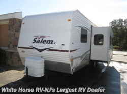 Used 2008  Forest River Salem LE 27BHSS 2-BdRM Slide w/ Bunks/Bike Door by Forest River from White Horse RV Center in Egg Harbor City, NJ