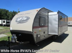 New 2018  Forest River Wolf Pup 18TO by Forest River from White Horse RV Center in Egg Harbor City, NJ