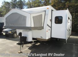 Used 2011  Rockwood  Roo 21SS Sofa/Bed & Dinette Slide by Rockwood from White Horse RV Center in Egg Harbor City, NJ