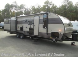 New 2017  Forest River Cherokee Grey Wolf 27DBS Double Slide Bunk House by Forest River from White Horse RV Center in Egg Harbor City, NJ