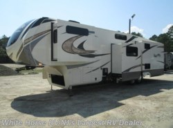 New 2018  Grand Design Solitude 377MBS 2-BdRM Den Loft Rear Living Quad Slide by Grand Design from White Horse RV Center in Egg Harbor City, NJ