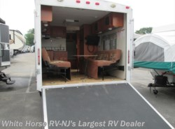 Used 2010  Coachmen Freedom Express LTZ 190BL with Rear Ramp Door by Coachmen from White Horse RV Center in Egg Harbor City, NJ