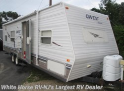 Used 2003  Jayco Qwest 294S by Jayco from White Horse RV Center in Egg Harbor City, NJ