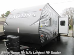 New 2018  Coachmen Catalina 283RKS LE-Free standing table w/walk-around Quee by Coachmen from White Horse RV Center in Egg Harbor City, NJ