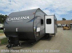 New 2018  Coachmen Catalina 243RBS Rear bath layout with full slide by Coachmen from White Horse RV Center in Egg Harbor City, NJ