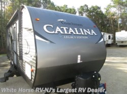 Used 2018  Coachmen Catalina 243RBS Rear bath layout with full slide by Coachmen from White Horse RV Center in Egg Harbor City, NJ