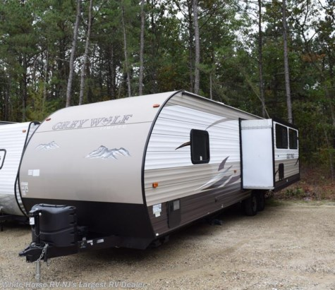 2015 Forest River Grey Wolf 29VT