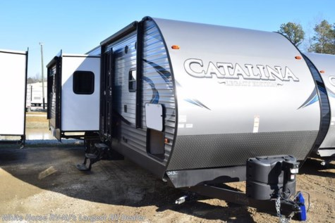 2018 Coachmen Catalina Legacy 313DBDS Bunk house with half bath