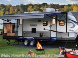 New 2018  Coachmen Catalina Legacy 313DBDS by Coachmen from White Horse RV Center in Egg Harbor City, NJ