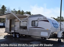 Used 2012  Forest River Grey Wolf 26RB by Forest River from White Horse RV Center in Egg Harbor City, NJ