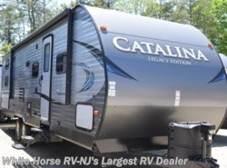 New 2019  Coachmen Catalina 293QBCK by Coachmen from White Horse RV Center in Egg Harbor City, NJ