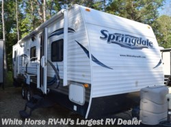 Used 2013 Keystone Springdale 282BHSSR available in Egg Harbor City, New Jersey