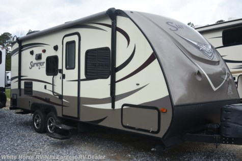 2015 Forest River Surveyor Sport 220RBS