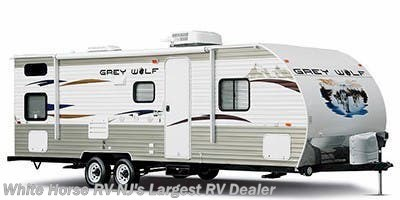 2012 Forest River Grey Wolf 27BH