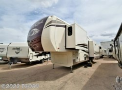 New 2018  Forest River Cedar Creek Hathaway Edition 34RL2 by Forest River from The Great Outdoors RV in Evans, CO
