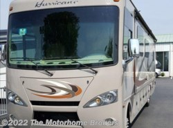 Used 2015  Thor Motor Coach Hurricane 34F by Thor Motor Coach from The Motorhome Brokers in Salisbury, MD