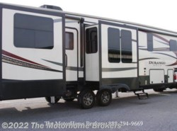 Used 2017  K-Z Durango Gold G381REF by K-Z from The Motorhome Brokers in Salisbury, MD