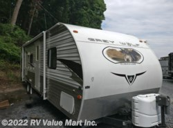 Used 2011  Forest River Grey Wolf 28BH