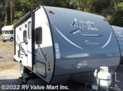 New 2018  Coachmen Apex Nano 193BHS by Coachmen from RV Value Mart Inc. in Lititz, PA