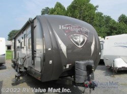 Used 2014 Forest River Wildwood Heritage Glen 312QBUD available in Lititz, Pennsylvania