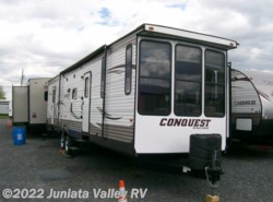 Used 2014  Gulf Stream Conquest Lodge 399DLS by Gulf Stream from Juniata Valley RV in Mifflintown, PA