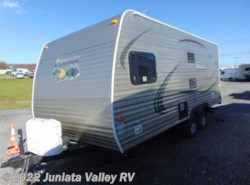 Used 2012  Keystone Fireside 18FDBH by Keystone from Juniata Valley RV in Mifflintown, PA