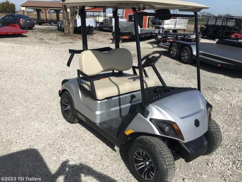 Miscellaneous - 2018 Miscellaneous Yamaha Golf-Car The Drive² - PTV on delivery cart, gem food truck cart, street cart, van pool, pushing grocery cart, crazy cart,