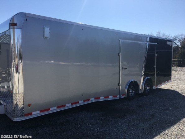 2020 Mission Trailers MCH Aluminum Car Hauler Trailers  8.5x28 available in Van Alstyne, TX