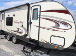 New 2017  Forest River Wildwood Heritage Glen 24RK by Forest River from Ashley's Boat & RV in Opelika, AL