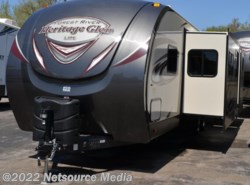 New 2018  Forest River Wildwood Heritage Glen 312QBUD by Forest River from Ashley's Boat & RV in Opelika, AL