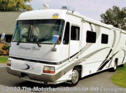 Used 2001  Tiffin Allegro Bus 39 RP by Tiffin from The Motorhome Brokers - FL in Florida