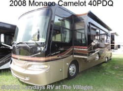 Used 2008  MWE Monaco  Camelot™ 40PDQ by MWE Monaco from Alliance Coach in Wildwood, FL