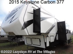 Used 2015  Keystone Carbon 377 by Keystone from Alliance Coach in Wildwood, FL