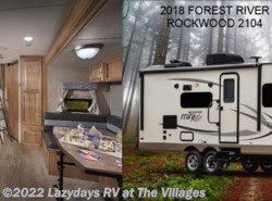 2018 Forest River Rockwood 2104