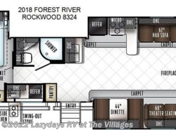 New 2018  Forest River Rockwood 8324 by Forest River from Alliance Coach in Wildwood, FL