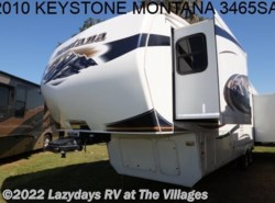 Used 2010  Keystone Montana 3465SA by Keystone from Alliance Coach in Wildwood, FL